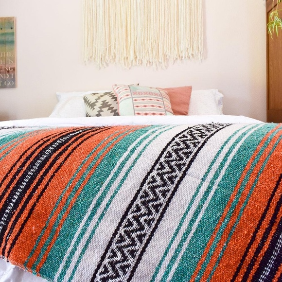 Other - Mexican Blanket / Rip Tide Boho Blanket